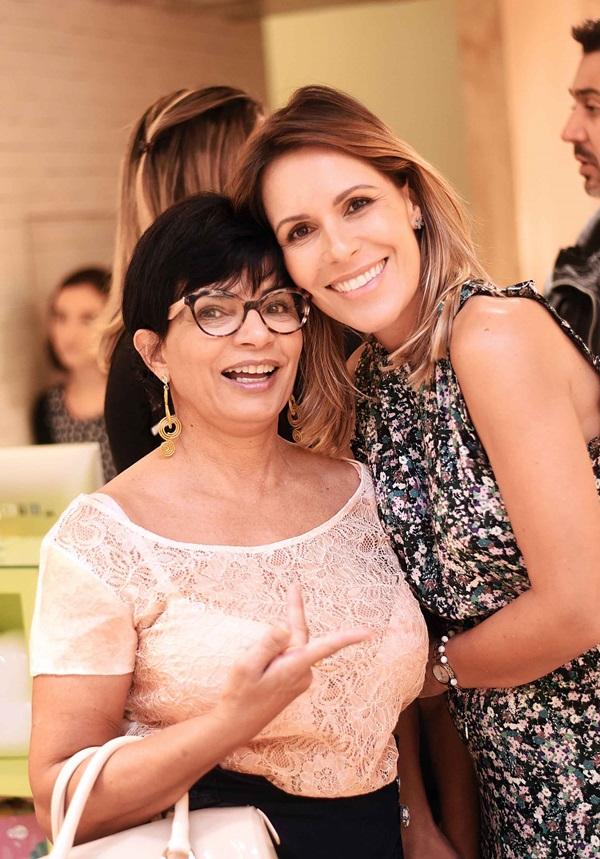 Emmilia Dias Cardoso e Tatiana Lopes