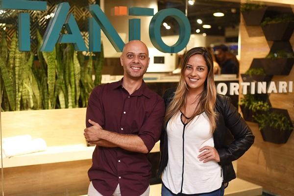Ivan Leite e Patricia Machado