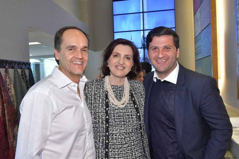 DADO CASTELO BRANCO, SIMONE ORLEAN E MARCELO ORLEAN