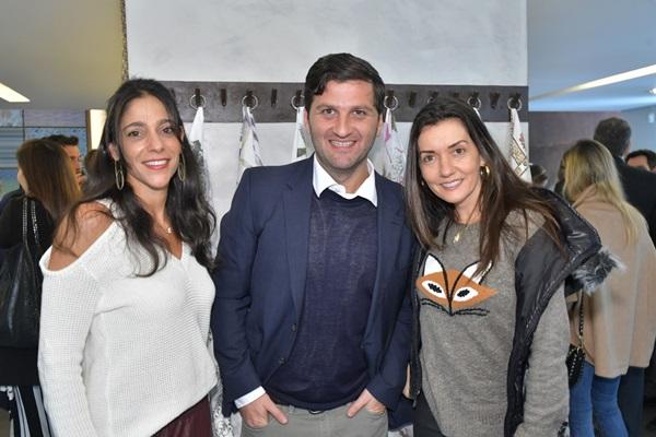 ELIANE ZOGBI, MARCELO ORLEAN E GABRIELA PRADO