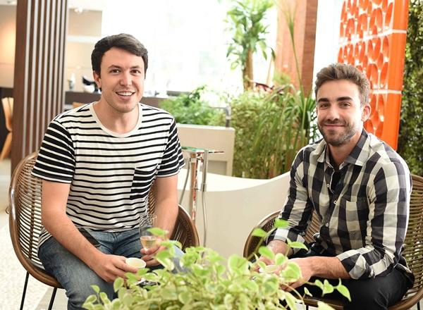 Fabiano Prates Ravaglia e Gregory Copello