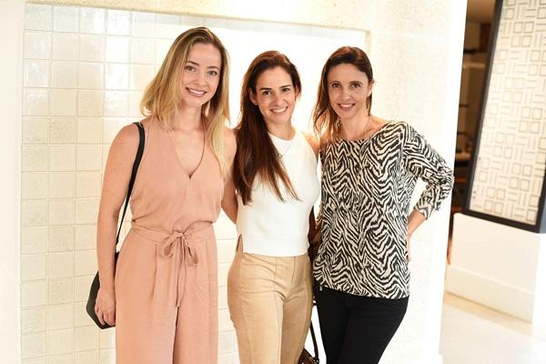 Rafaella Murbach, Flavia Lucas e Rafaela Richar