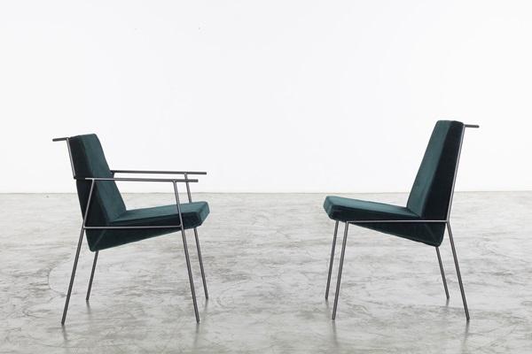 Zina - Cadeiras (Zanini de Zanine)