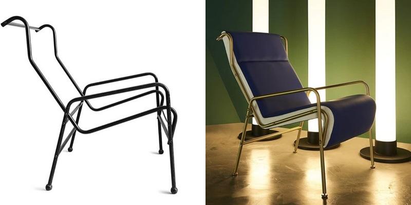 cadeira retrofit