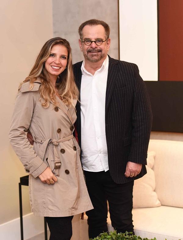 Aline Araujo e Eduardo Machado
