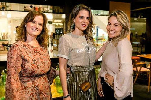 Katia Danemberg, Paloma Danemberg e Marcia Muller