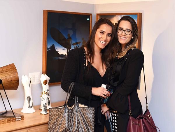 Natasha e Natalie Ribeiro
