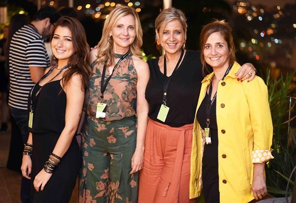 Alice Eiras, Aurora Grei Andrea Eiras e Carla Napoliao