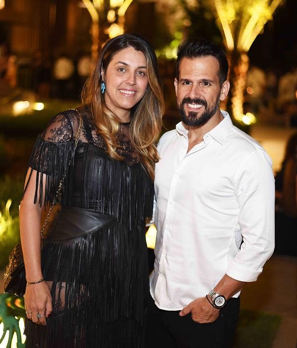 Bianca Da Hora e Bruno Carvalho