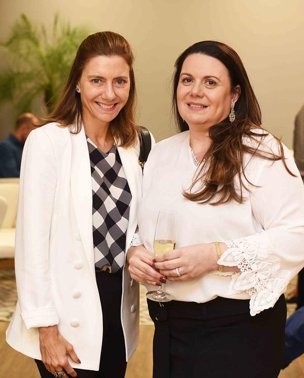Fernanda Marcolini e Miriam Marinho