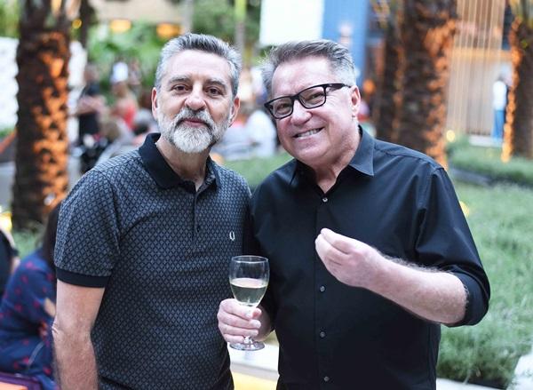 Ivan Rezende e Joao Caetano