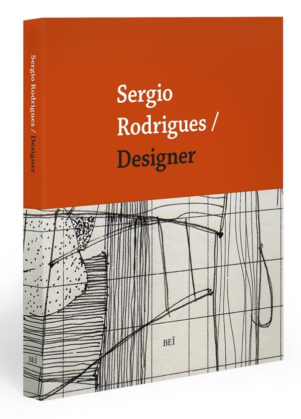 LIVRO SERGIO RODRIGUES/DESIGNER