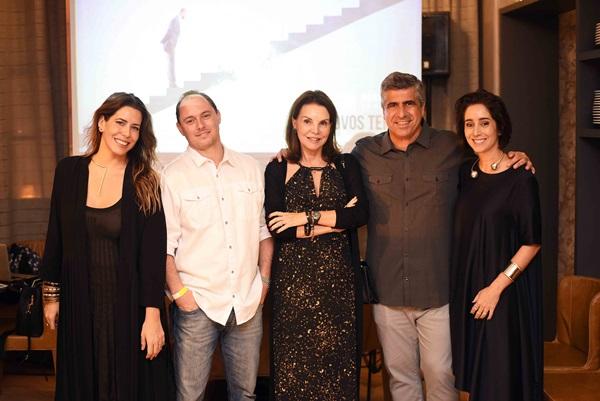 Luiza Bomeny, Bruno Carone, Patricia Mayer Wagner Lofare e Antonia Leite Barbosa