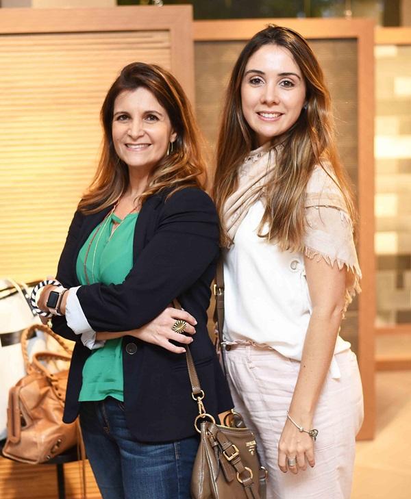 Marcia Rodrigues e Patricia Carvalho