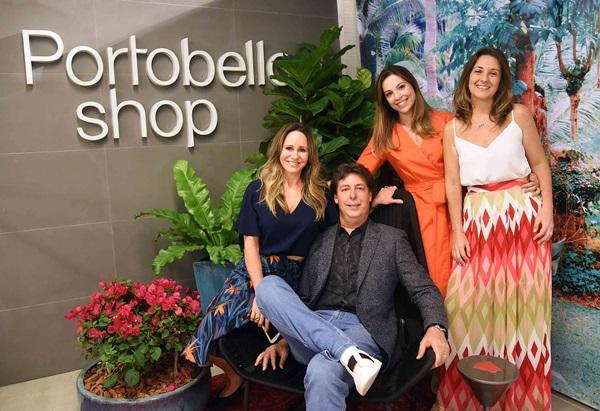 Monica e Roberto Borges com Carol Tayah e Mariana Carlini
