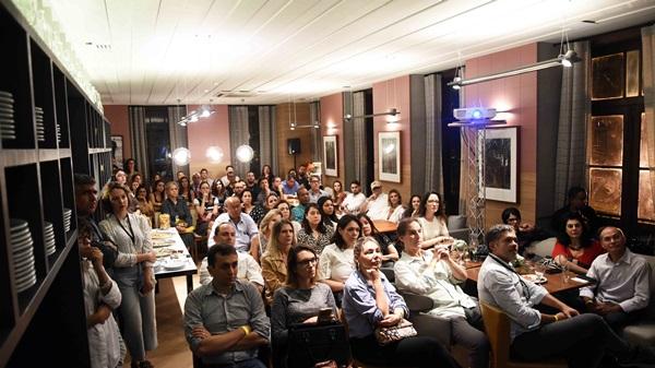 Palestra de Antonia Barbosa e Luiza Bomeny para Perpetuum Engenharia no Casa Cor 02