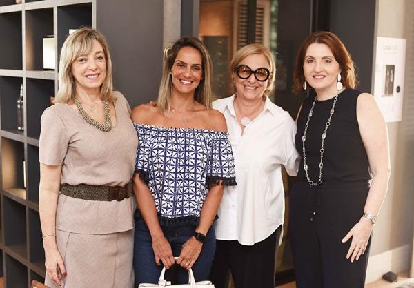 Anette Rivkind, Bianca Prior, Regina Prior e Simone Orlean