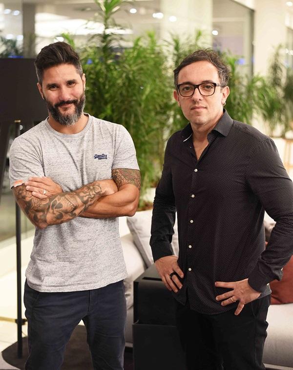 Bouillet e Rodrigo Jorge