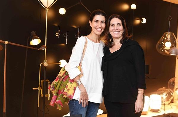 Antonia e Olivia Bernardes