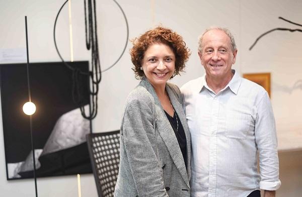 Cristina Alho e Marcio Almeida