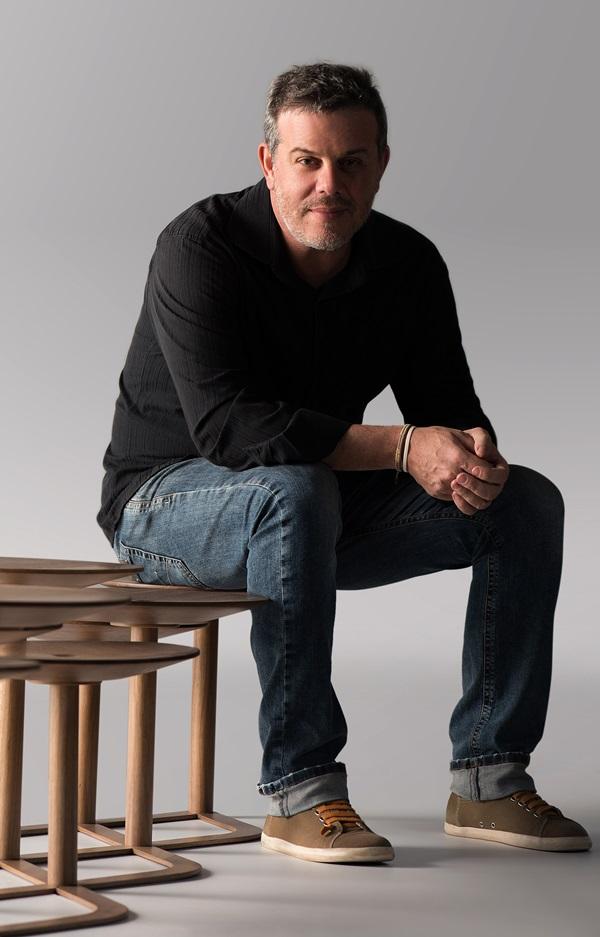 Designer Ronald Sasson