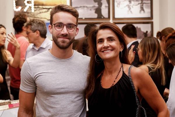 Gregory Copello e Anna Beatriz Fadul