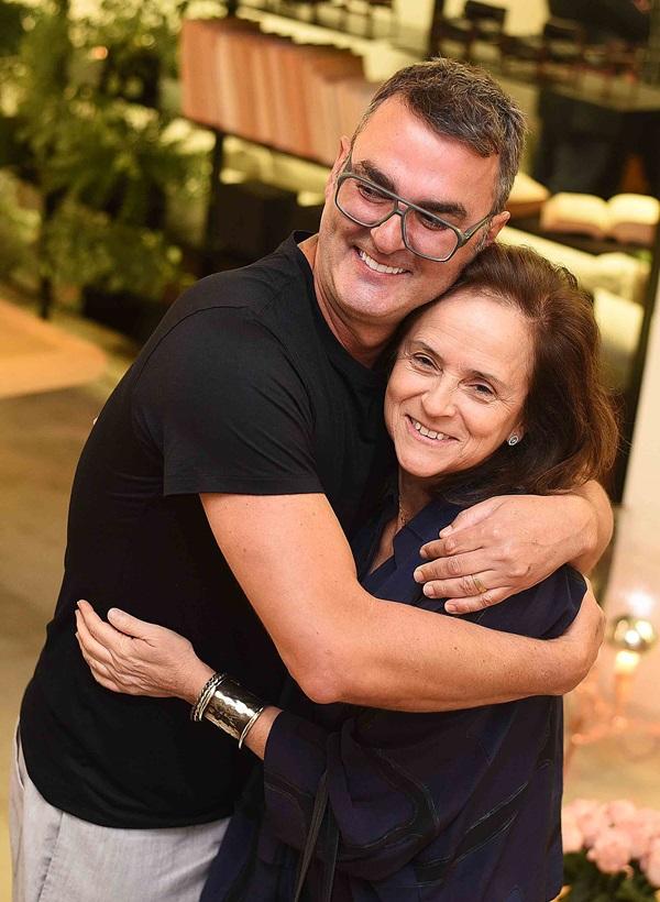 Leo Romano e Patricia Quentel