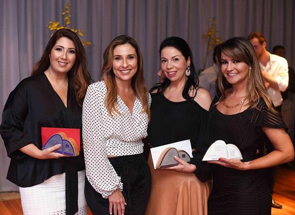 Patricia Franco, Claudia Pimenta, Jacira Pinheiro e Patricia Netto