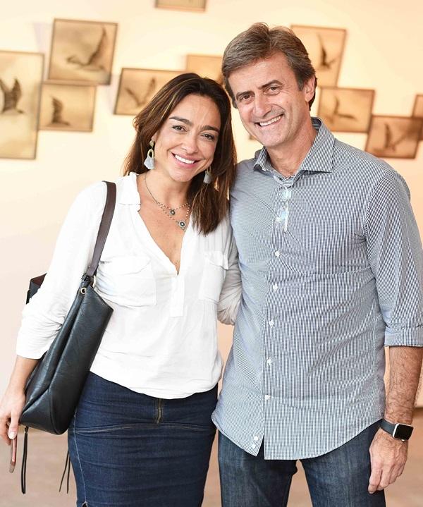 Ana Paula Iespa e Juarez Farias