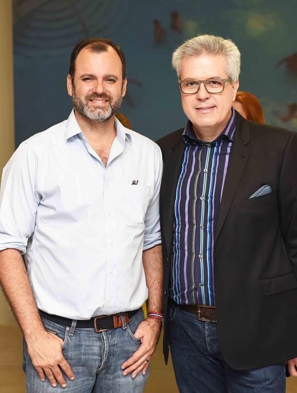 Erick Figueira de Mello e Vicente Giffoni