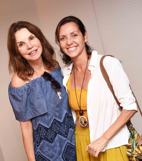 Patricia Mayer e Claudia Melli