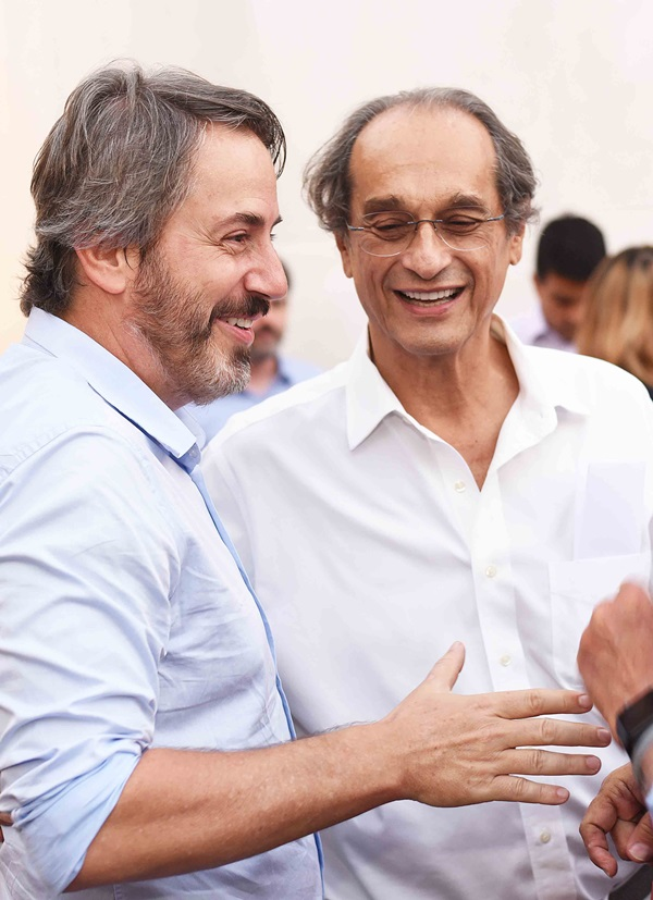 Sergio Conde Caldas e Indio da Costa