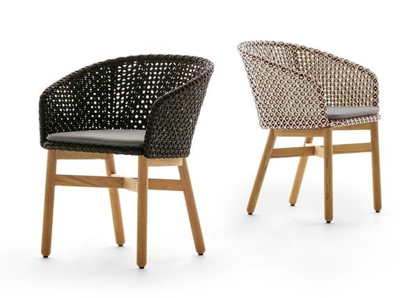 Ampliação da linha Mbrace que passou a incluir cadeiras e tramas em novas cores
