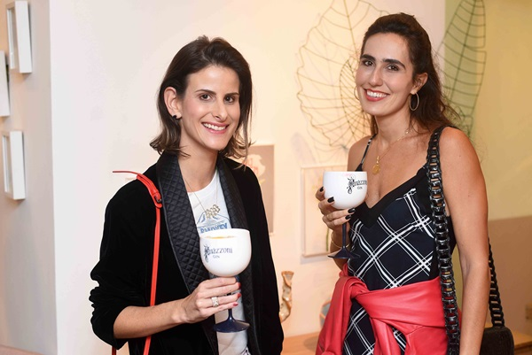 Clarice Tenenbaum e Cinthia Galvão