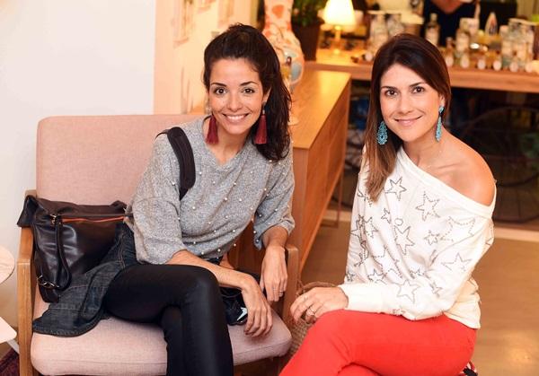 Paula Pupo e Natalia Lemos